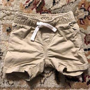 Old Navy 0-3M shorts